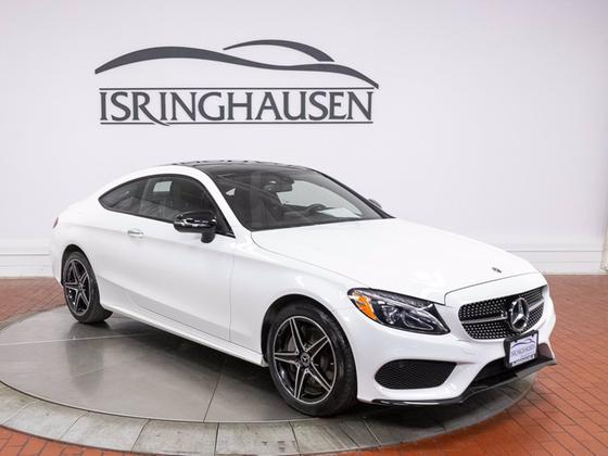 2018 Mercedes-Benz C-Class C300 4Matic:18 car images available