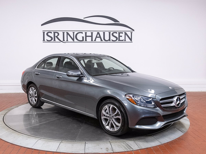 2017 Mercedes-Benz C-Class C300 4Matic:22 car images available