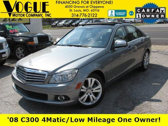 2008 Mercedes-Benz C-Class C300 Luxury:24 car images available