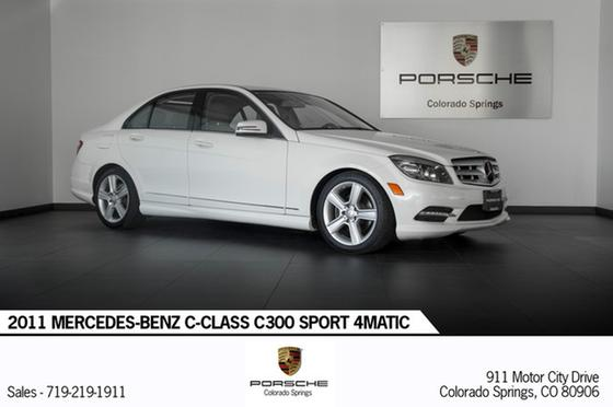 2011 Mercedes-Benz C-Class C300 Luxury:24 car images available