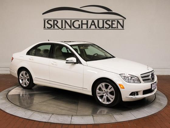 2011 Mercedes-Benz C-Class C300 Luxury:19 car images available