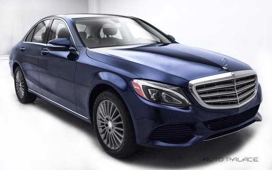 2015 Mercedes-Benz C-Class C300 Luxury:24 car images available