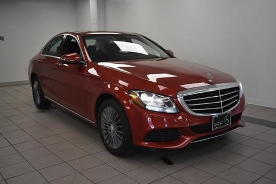 2016 Mercedes-Benz C-Class C300 Luxury:20 car images available