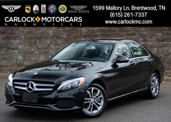2016 Mercedes-Benz C-Class C300 Luxury:24 car images available