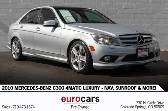 2010 Mercedes-Benz C-Class C300 Luxury:24 car images available