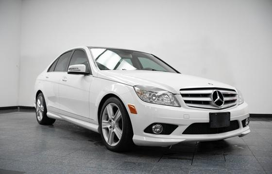 2010 Mercedes-Benz C-Class C300 Luxury:24 car images available