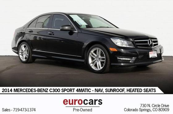 2014 Mercedes-Benz C-Class C300 Luxury:24 car images available
