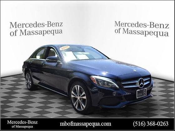 2015 Mercedes-Benz C-Class C300 Sport:21 car images available