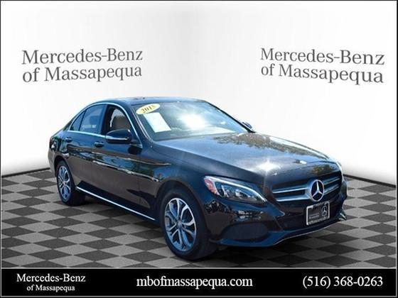 2015 Mercedes-Benz C-Class C300 Sport:22 car images available