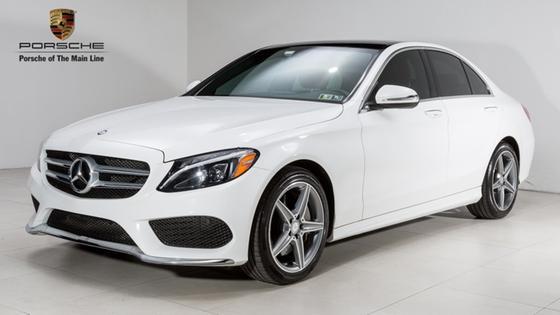2015 Mercedes-Benz C-Class C300:24 car images available