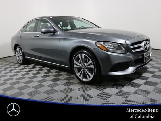2018 Mercedes-Benz C-Class C300:16 car images available