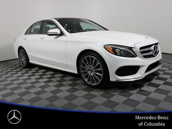 2018 Mercedes-Benz C-Class C300:17 car images available