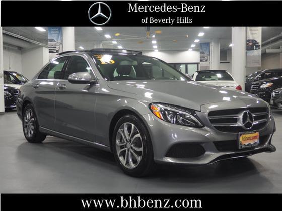 2015 Mercedes-Benz C-Class C300:19 car images available