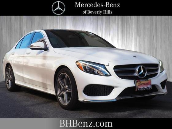 2018 Mercedes-Benz C-Class C300:11 car images available