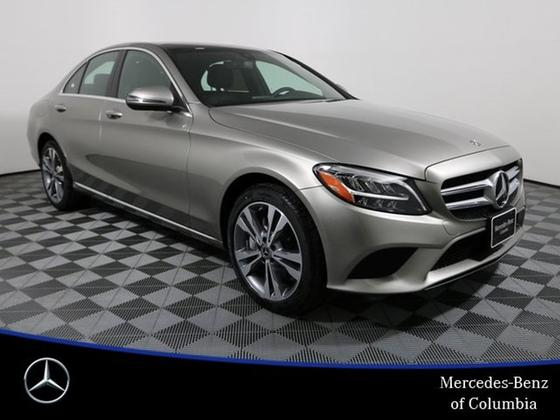 2019 Mercedes-Benz C-Class C300:20 car images available