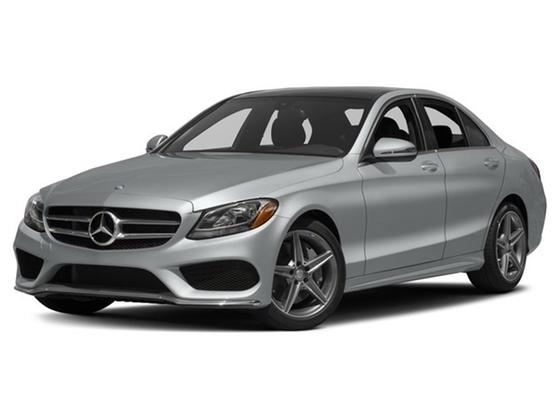 2017 Mercedes-Benz C-Class C300 : Car has generic photo