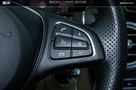 2016 Mercedes-Benz C-Class C300