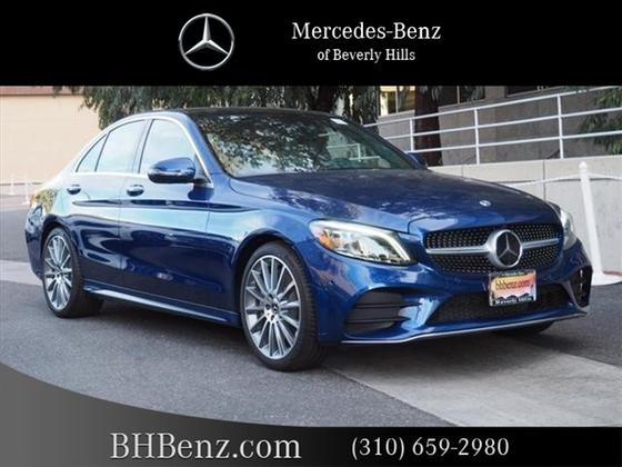 2020 Mercedes-Benz C-Class C300:12 car images available