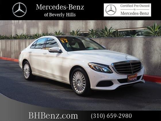 2017 Mercedes-Benz C-Class C300:21 car images available