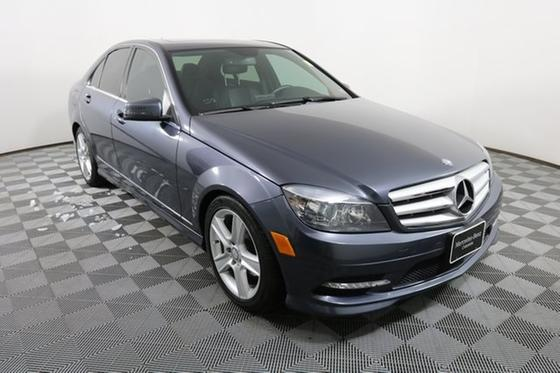 2011 Mercedes-Benz C-Class C300:24 car images available