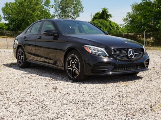 2020 Mercedes-Benz C-Class C300:16 car images available