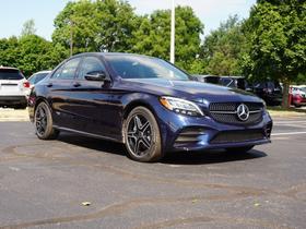 2020 Mercedes-Benz C-Class C300:15 car images available
