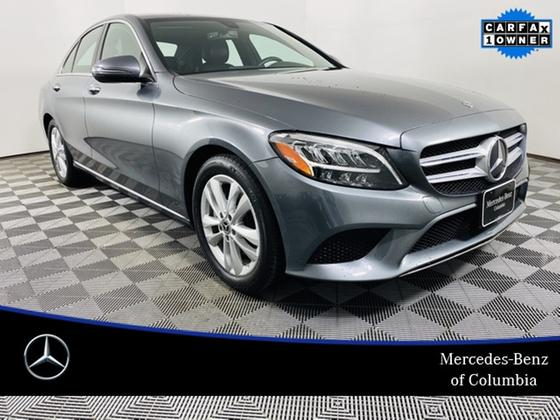 2019 Mercedes-Benz C-Class C300:24 car images available