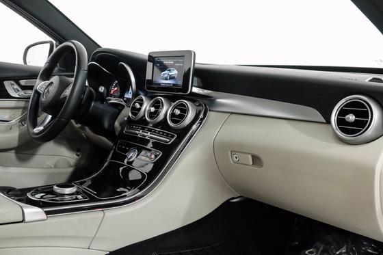 2018 Mercedes-Benz C-Class C300