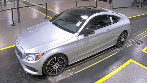 2017 Mercedes-Benz C-Class C300:3 car images available