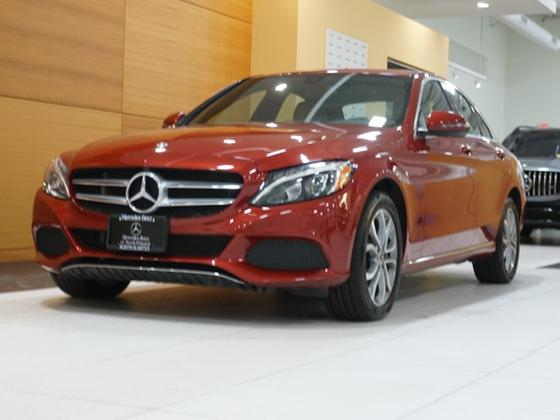 2018 Mercedes-Benz C-Class C300:24 car images available