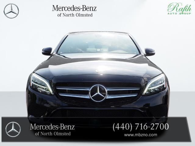 2021 Mercedes-Benz C-Class C300:15 car images available