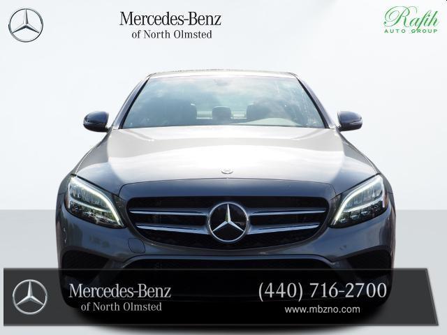 2021 Mercedes-Benz C-Class C300:14 car images available