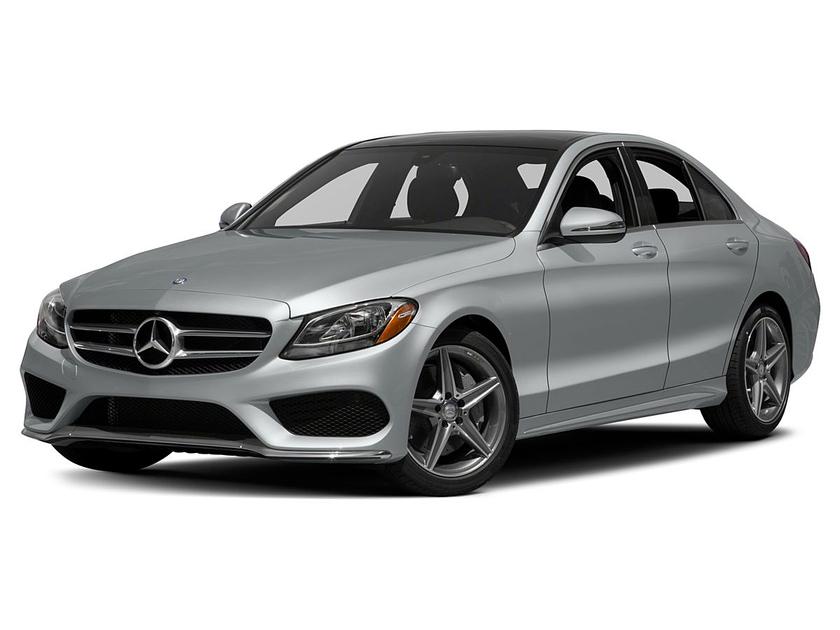 2017 Mercedes-Benz C-Class C300 : Car has generic photo