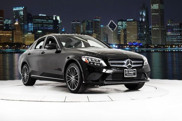 2020 Mercedes-Benz C-Class C300:24 car images available