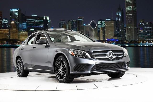 2021 Mercedes-Benz C-Class C300:24 car images available
