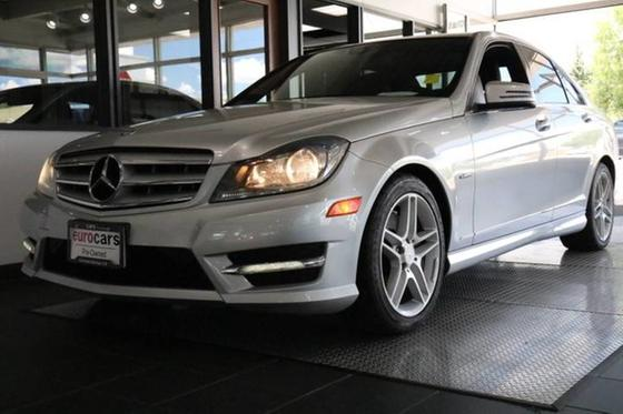 2012 Mercedes-Benz C-Class C350 Sport:20 car images available