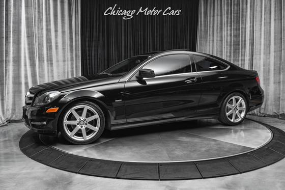 2012 Mercedes-Benz C-Class C350:24 car images available