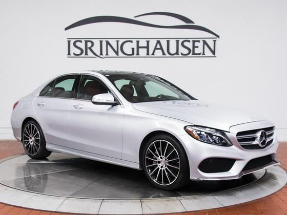 2015 Mercedes-Benz C-Class C400 4Matic:23 car images available