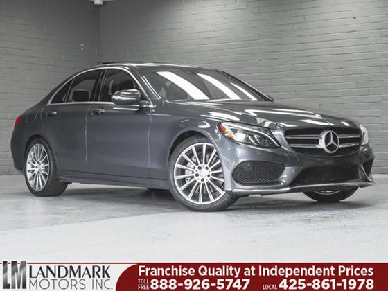 2015 Mercedes-Benz C-Class C400 4Matic:24 car images available