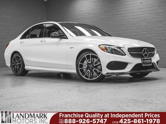 2018 Mercedes-Benz C-Class C43 AMG 4Matic:24 car images available