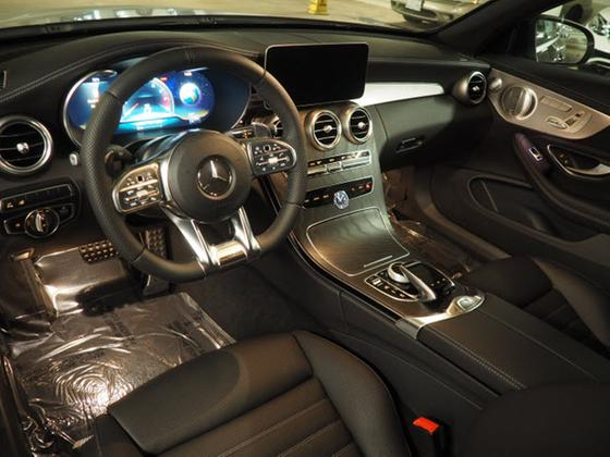 2019 Mercedes-Benz C-Class C43 AMG 4Matic