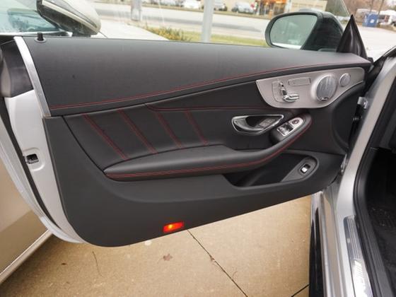 2019 Mercedes-Benz C-Class C43 AMG