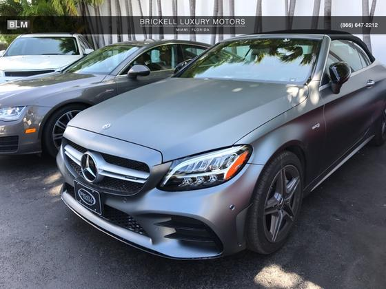 2019 Mercedes-Benz C-Class C43 AMG:8 car images available