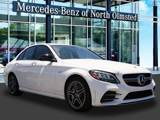 2019 Mercedes-Benz C-Class C43 AMG For Sale in North Olmsted