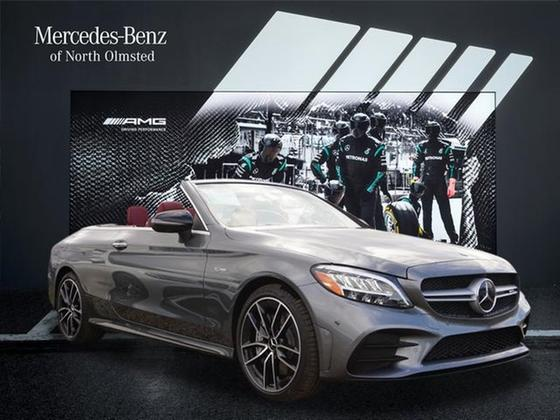 2020 Mercedes-Benz C-Class C43 AMG:20 car images available