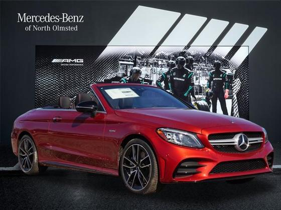 2020 Mercedes-Benz C-Class C43 AMG:24 car images available