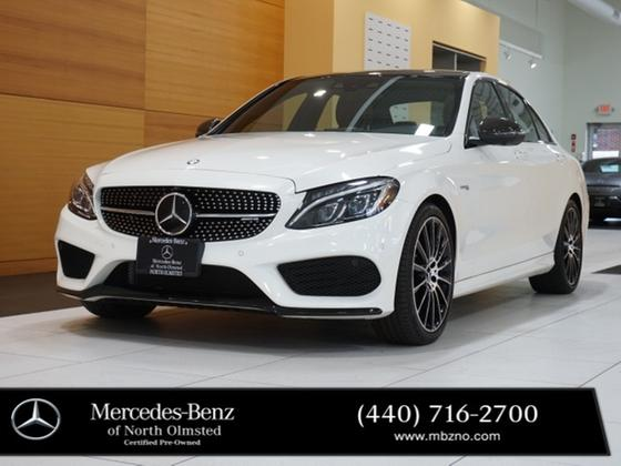 2017 Mercedes-Benz C-Class C43 AMG:24 car images available