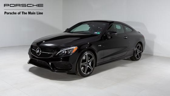 2018 Mercedes-Benz C-Class C43 AMG:21 car images available
