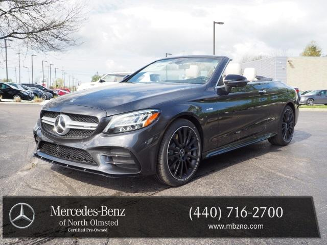 2021 Mercedes-Benz C-Class C43 AMG:16 car images available