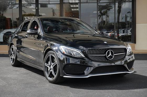 2016 Mercedes-Benz C-Class C450 AMG 4Matic:23 car images available
